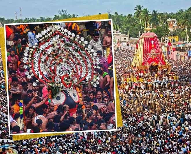 Rath Yatra 2019: Flags, Ropes Of Lord Jagannath Chariot Have Names ...