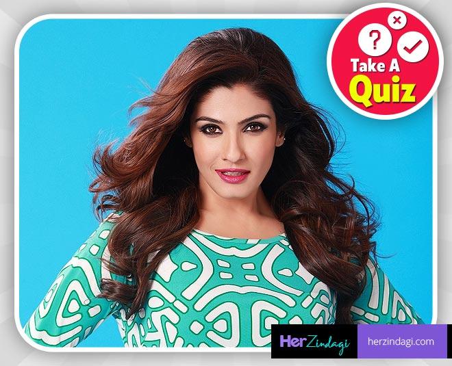 raveena quiz