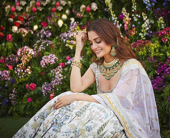 recreate dia mirza bridal look main