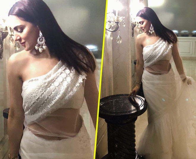 shraddha arya blouse design