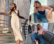 stylish looks of mouni roy thumb