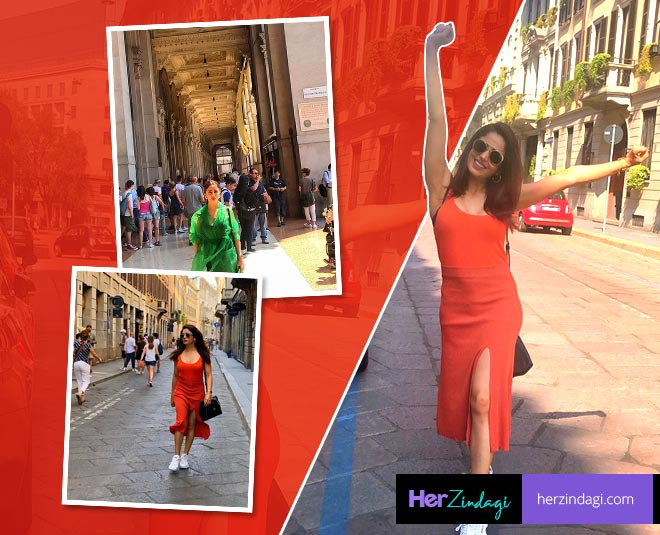 tv actress neha pendse shares pictures from foreign trip main