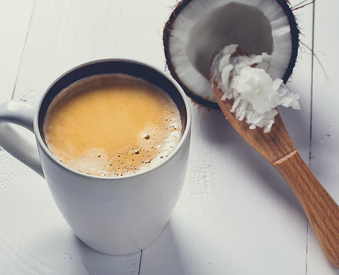 weight loss coconut coffee