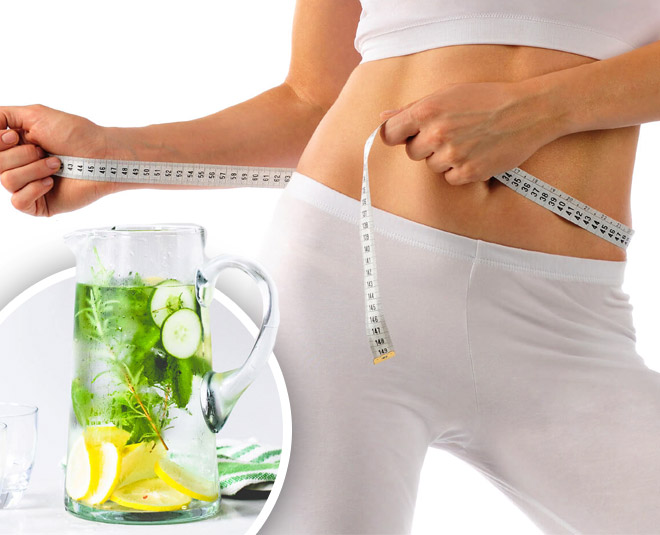 weight loss with magical water