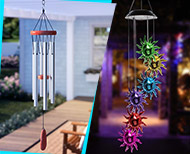 wind chimes pronunciation
