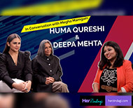 Huma qureshi New web series