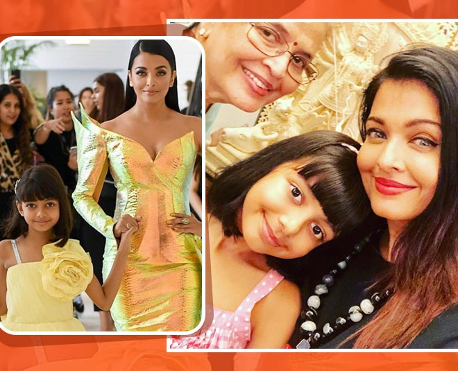 aaradhya bachchan aishwarya rai vrinda rai mother daughter love main