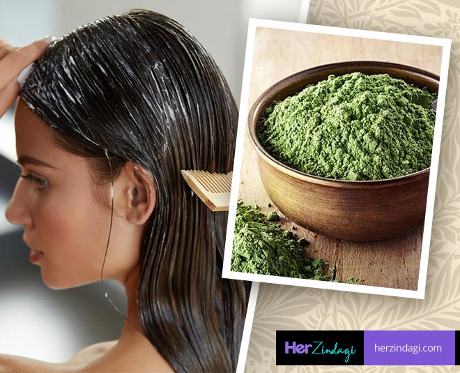 benefits of henna or mehndi for hair