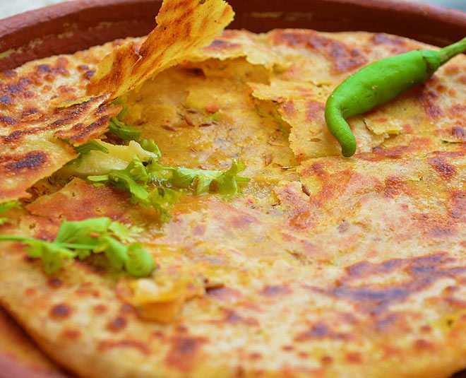 besan parantha recipe tasty and easy main