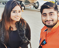 bigg boss fame somi and deepak thakur are back together thumb