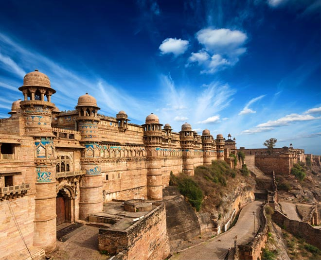 gwalior fort history rani lakshmibai death main
