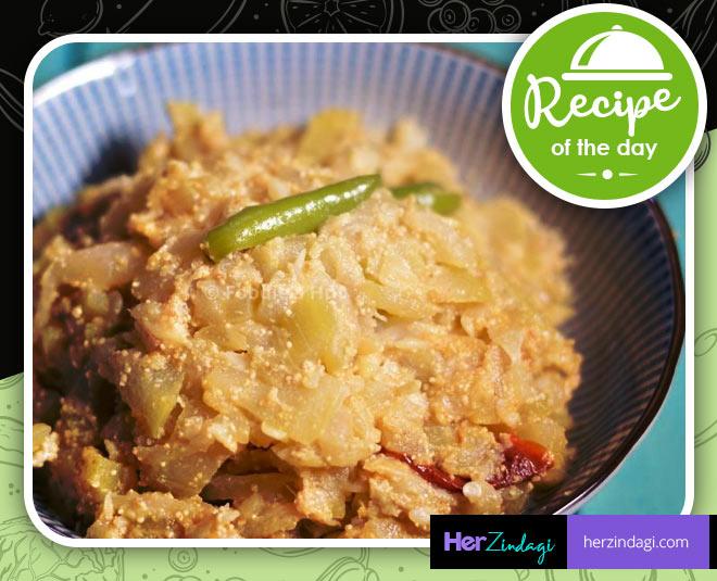 how to cook bengali dish lauki posto main