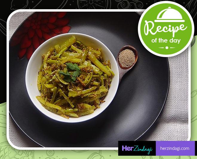 how to cook lauki ke chilke ka bhujia recipe main