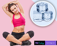 ice pack fat loss before and after