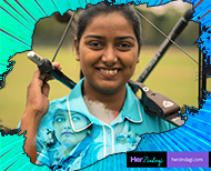 indian women archer deepika interesting facts thumb