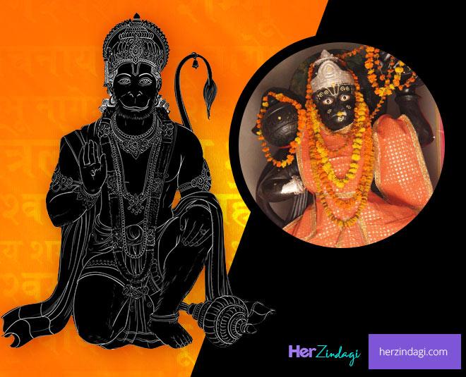 kale hanuman ji pictures