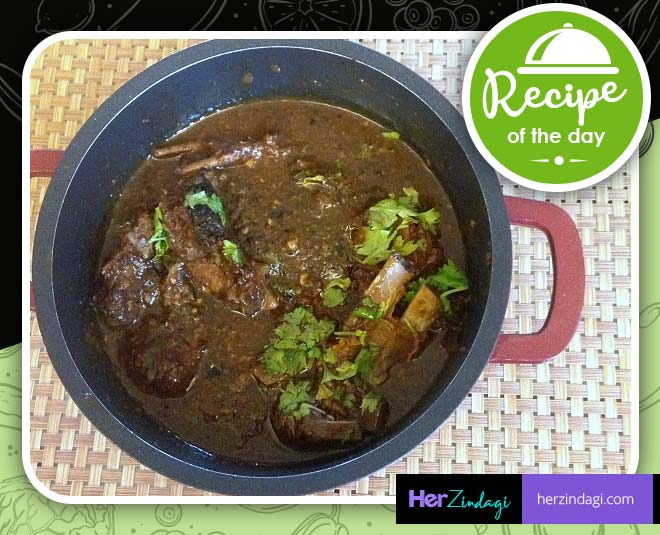 khatta meat himachali recipe