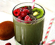 kiwi smoothie recipe for weight loss