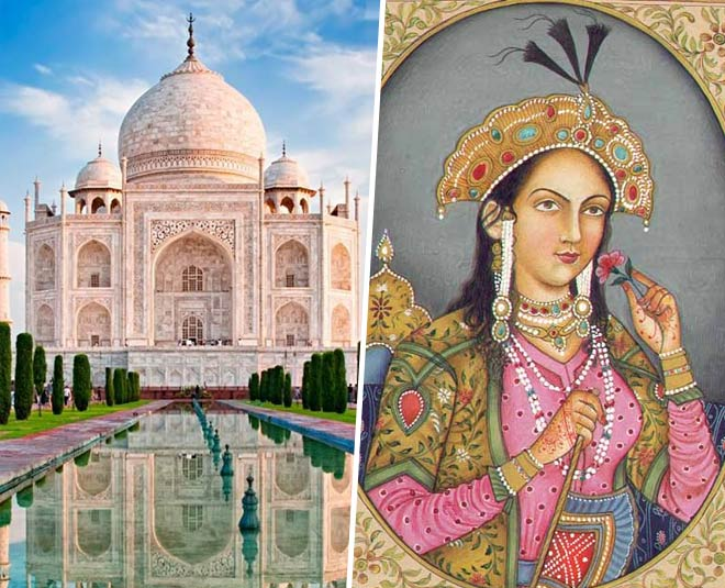 Blissfull: Shah Jahan Wife Taj Mahal