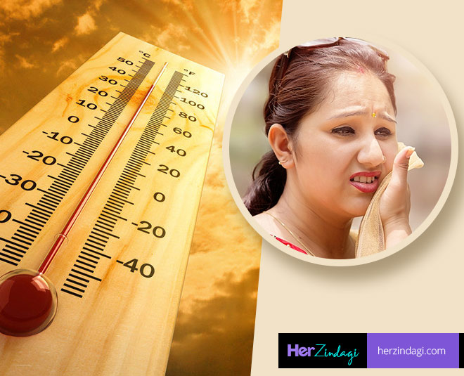 prevent yourself from heat stroke during summers