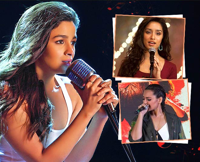 singer actresses with melodious voice main