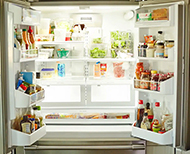 some tips to clean the fridge and remove smell thumb