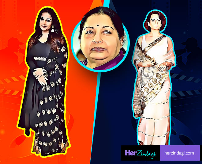 this reason vidya balan lost the jayalalitha biopic and kangana ranaut replace her main