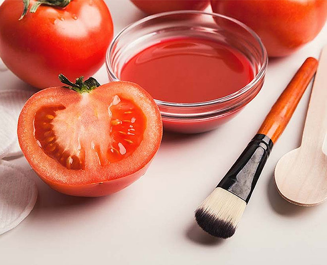 DIY: 8 Tomato Packs For Glowing, Tired Skin