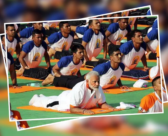 yoga day pm to take part in mega event in ranchi main