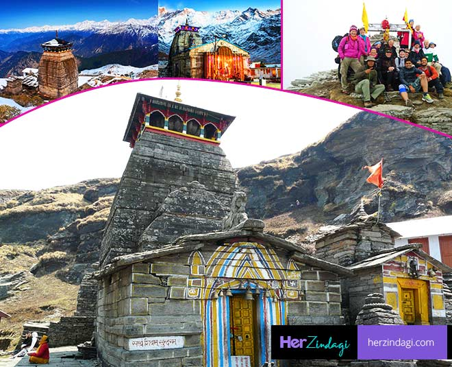 This  years old shiva temple consider as an India's mini Switzerland