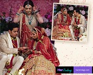 akash shloka  wedding videos thumb