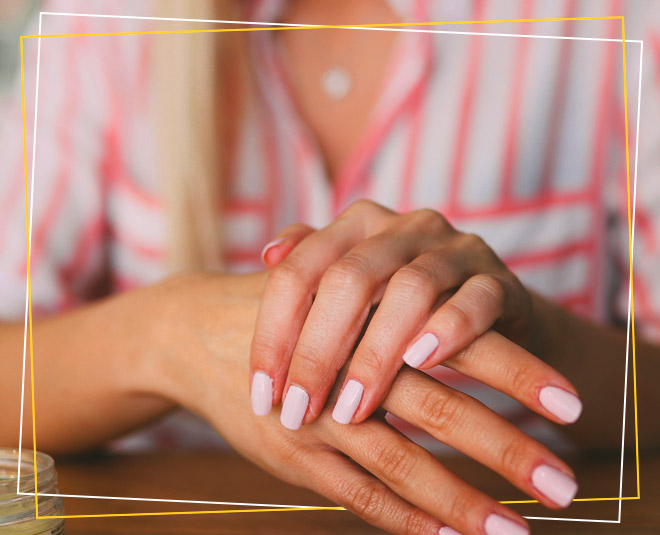 anti ageing hand routine