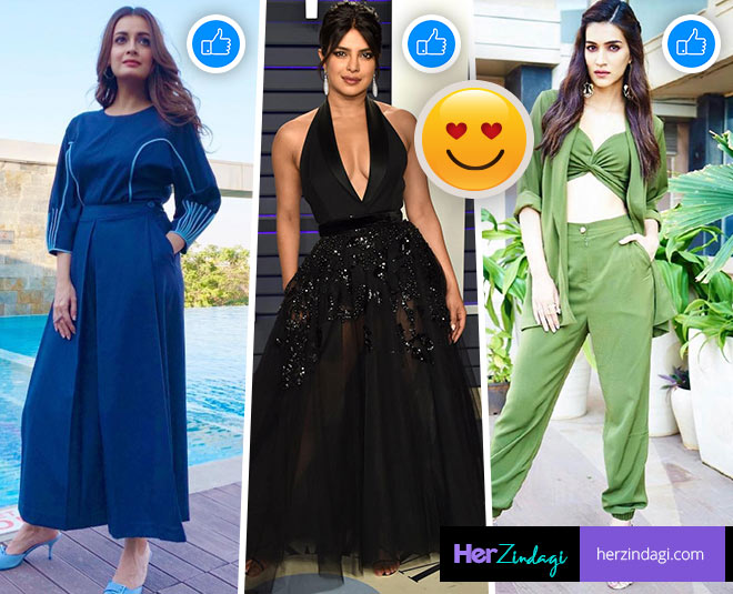 best look of the week kriti priyanka main