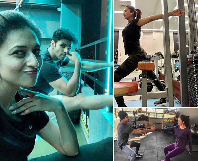 divyanka tripathi vivek dahiya workout photo thumb