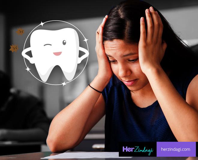 exam stress causes dental probelms thum ()