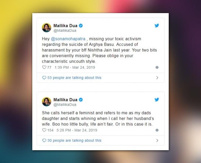 MeToo Controversy: Mallika Dua Trolled For Tirade Against
