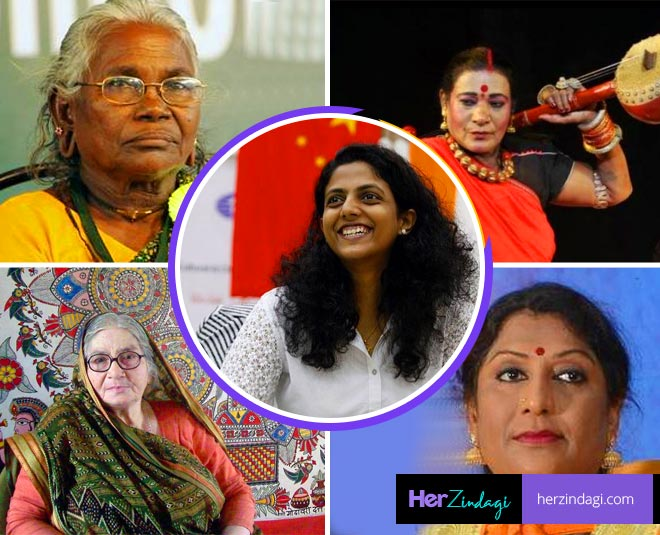 Padma Awards 2019-Get To Know These Exceptional Women Awardees