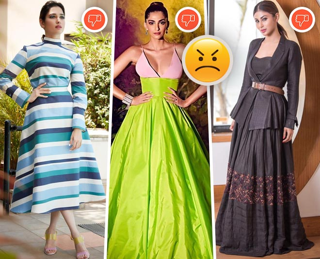 sonam kapoor mouni worst look this week main