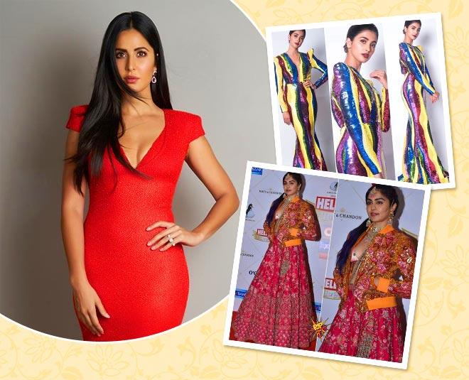 sonam katrina hello awards night