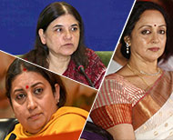women candidate fight in up bjp ticket  lok sabha election thumb