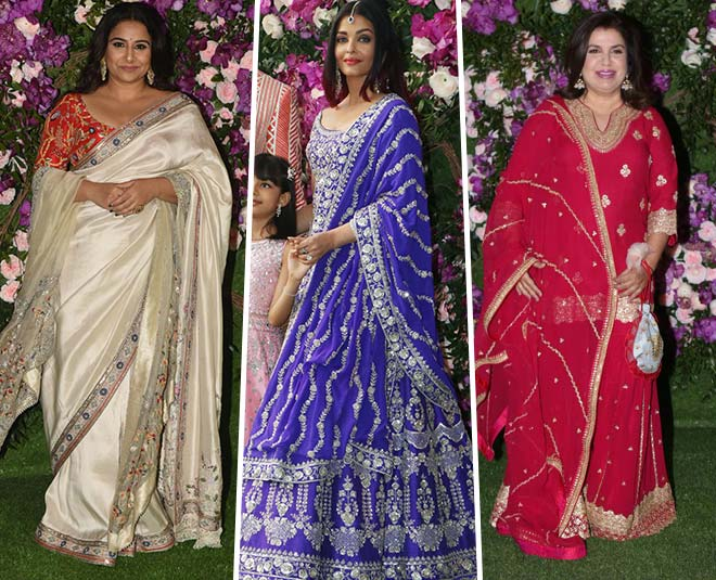 worst dressed aishwarya rai vidya balan farah khan akash ambani wedding main