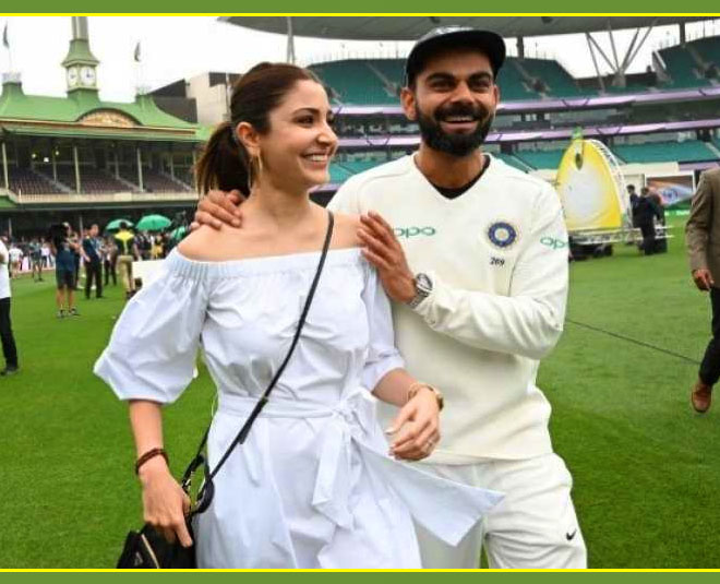 Cricket World Cup  Anushka Sharma