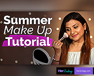Summer makeup,Summer makeup tips for cool look, Summer makeup tips for cool look by expert  ()