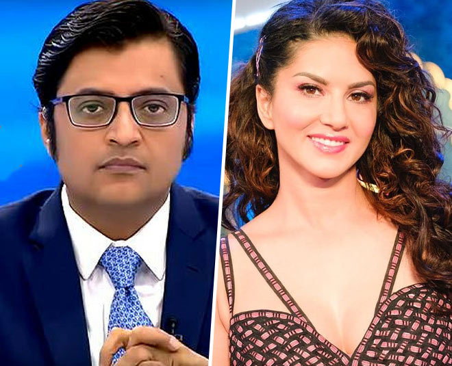 arnab goswami sunny leone funny news election results  main