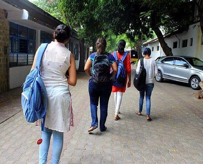 bengaluru college arbitrary decision girls cut off higher than boys main