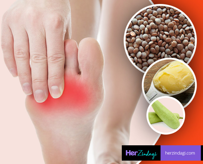 burning sensation in feet remedy