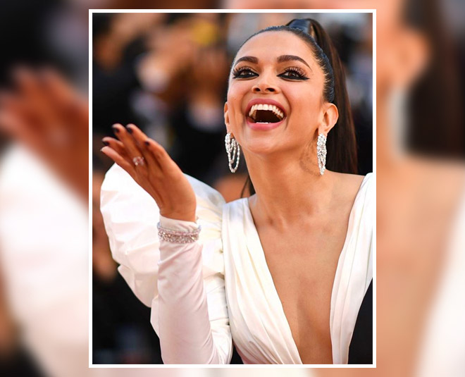 Cannes Film Festival 2019: Deepika Padukone Cat Eye Makeup ...