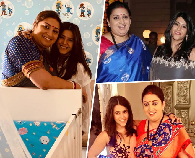 ekta kapoor congratulated smriti for her victory in lok sabha election main