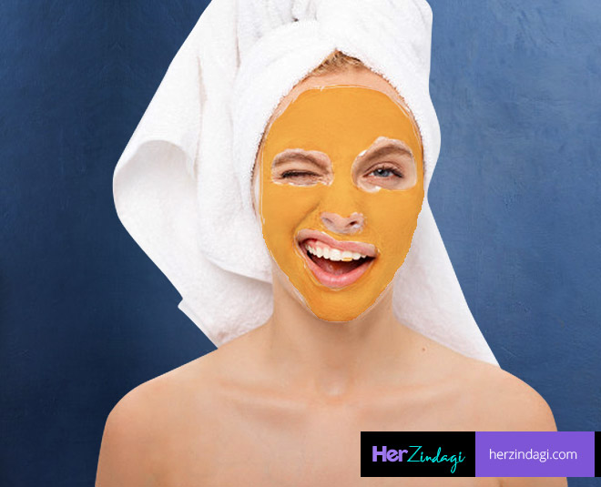 haldi face pack for dry skin