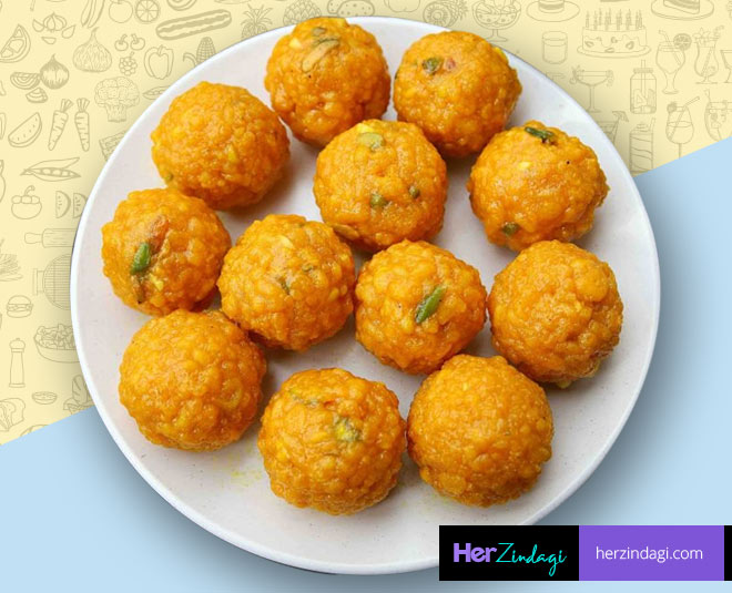 how to make motichoor laddoo main